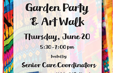 Garden Party – East Sacramento Chamber of Commerce Business Mixer