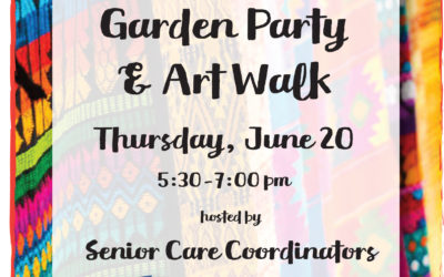 Garden Party Artwalk