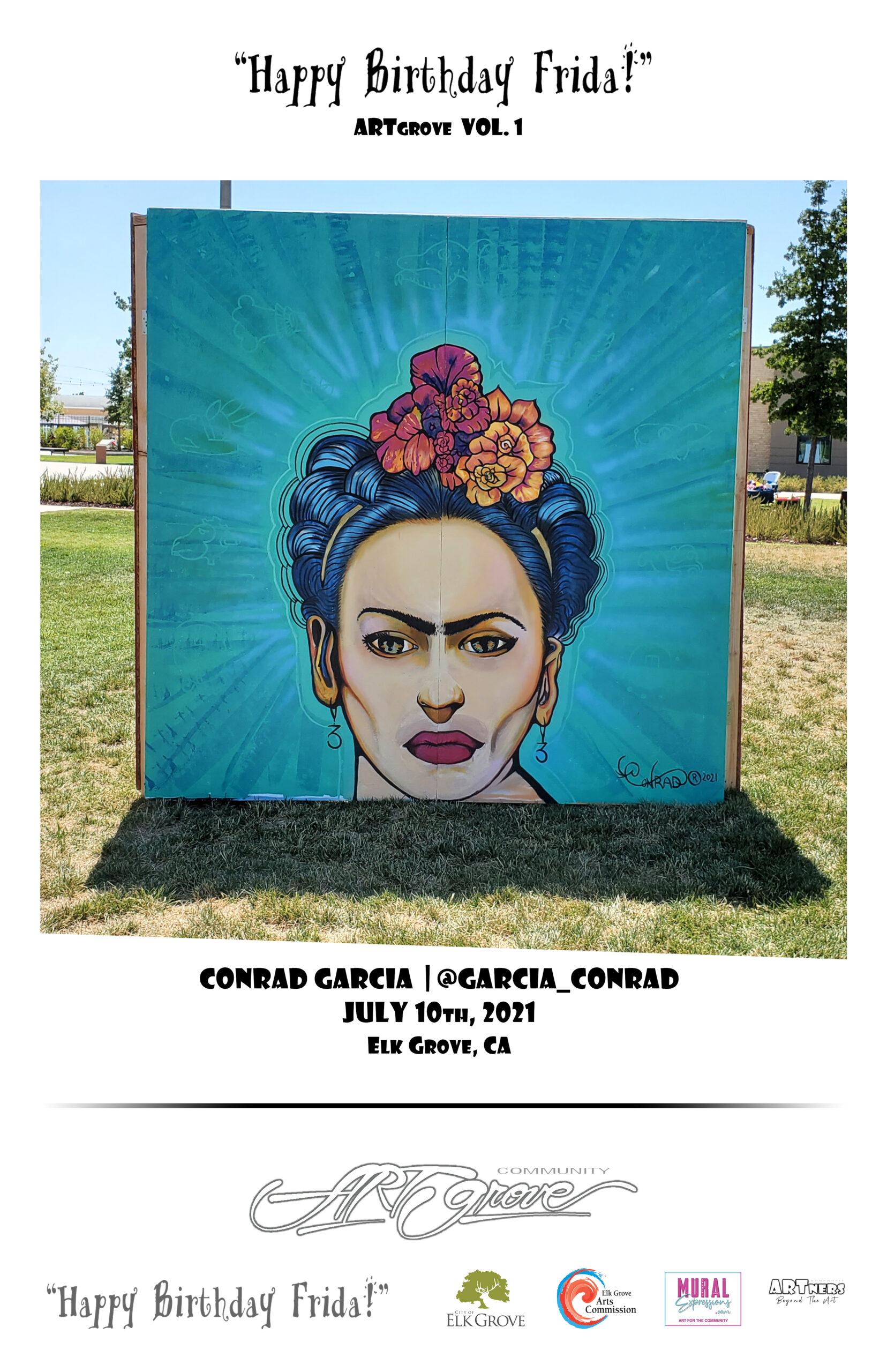 Conrad Garcia